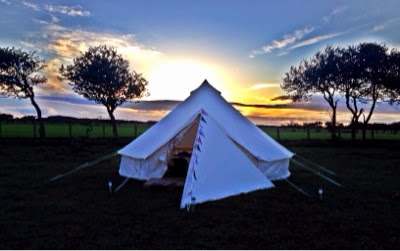 Our Guide To Family Glamping At The Bells Of Hemscott