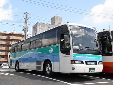 瀬戸内運輸「しまなみライナー」今治福山線 5295