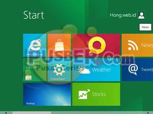 Cara install windows 8, Cara menginstall windows 8