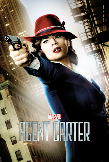 Marvels Agent Carter Season 1 ( EP. 1-8 END ) [พากย์ไทย]