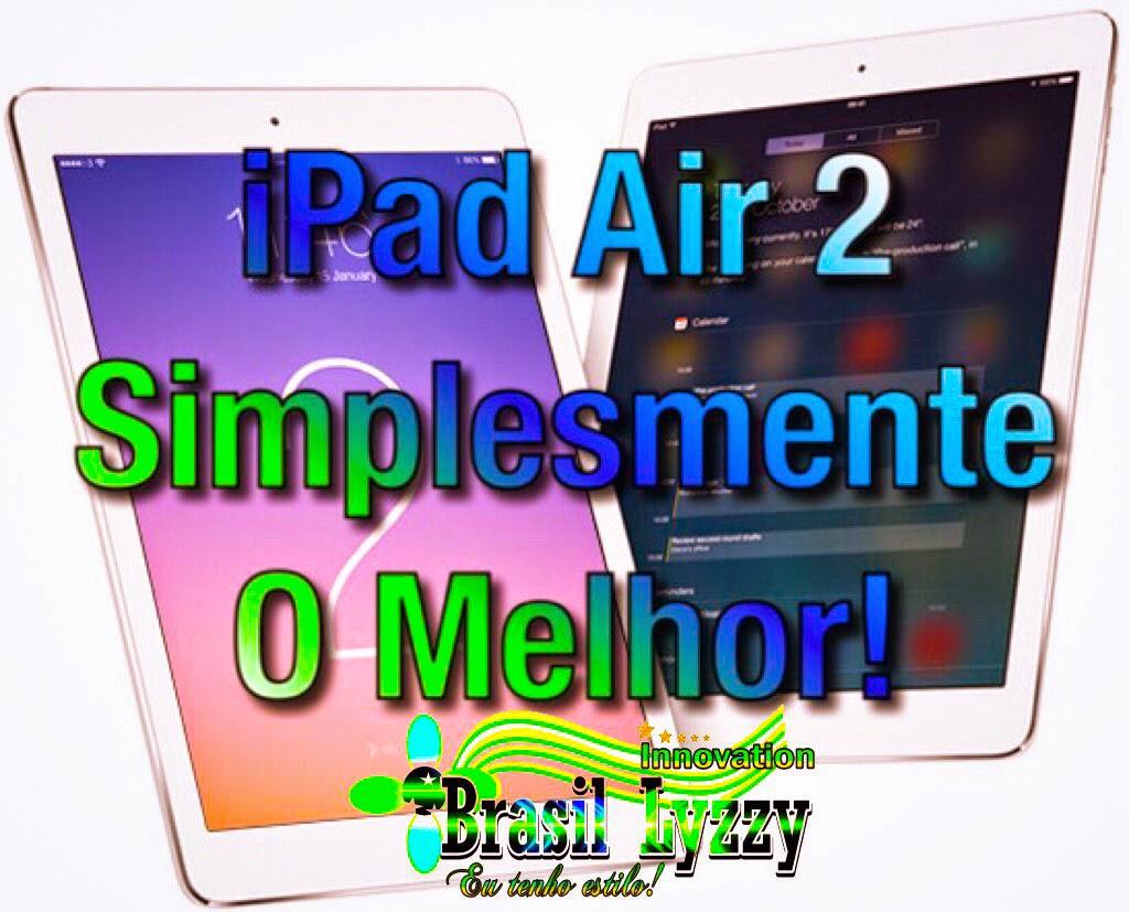TECNOLOGIA IT'S ALL, AQUI!: Impossível comparar o iPad com ...