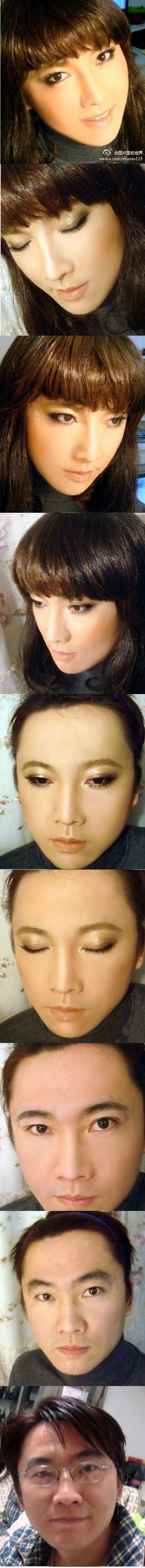 Pretty Lady? - The Power Of Make-Up
