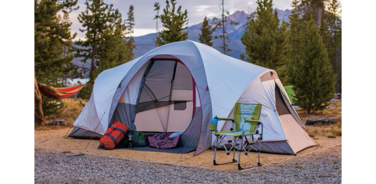 Find all your sporting goods at Cabela's, like this 8 person tent