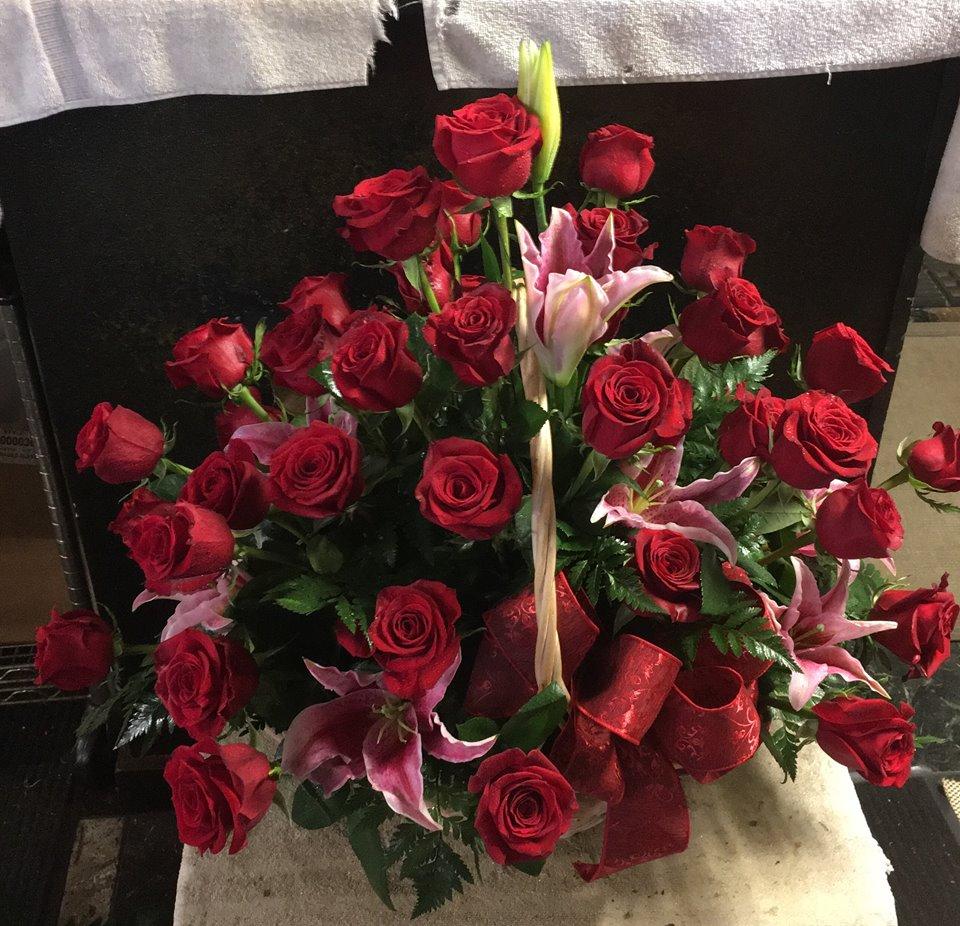 Мир цветов в подарок фото, букет войковской