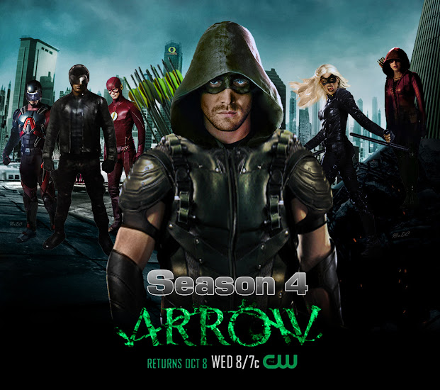 Arrow Season 4 แอร์โรว์ โคตรคนธนูมหากาฬ ปี 4 ( EP. 1-23 END ) [บรรยายไทย]