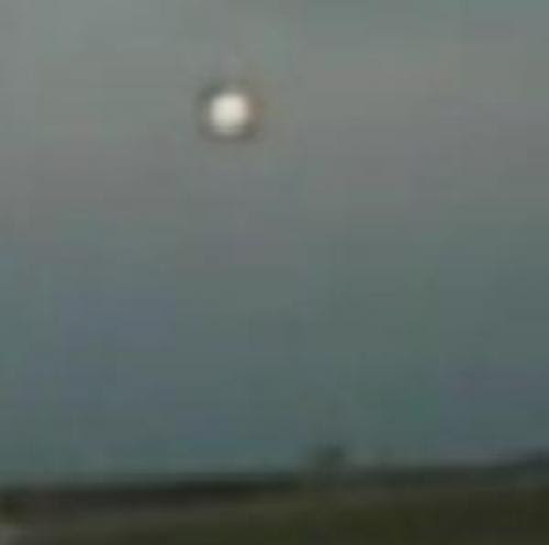 Ufology Huge Bright Ufo Recorded Over Florid14 Jun 2011