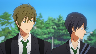 Free! Iwatobi Swim Club Screenshot 1