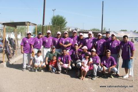 Equipo Japoneses del torneo de softbol del Club Sertoma