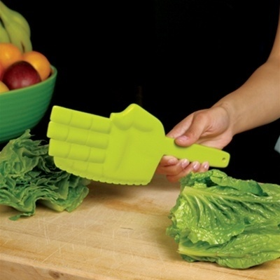 Karate Lettuce Chopper