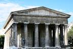 Volksgarten. Templo de Teseo