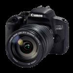 Canon 80D avec objectif 18-200