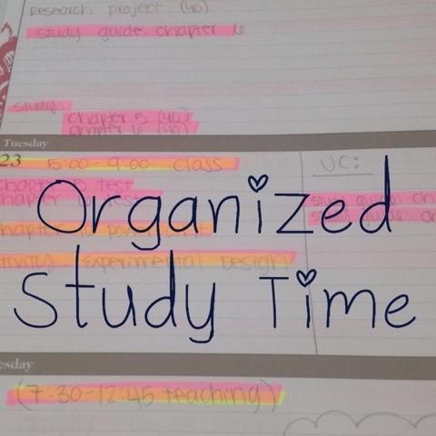 Organized charm organized study time organized study time thecheapjerseys Gallery