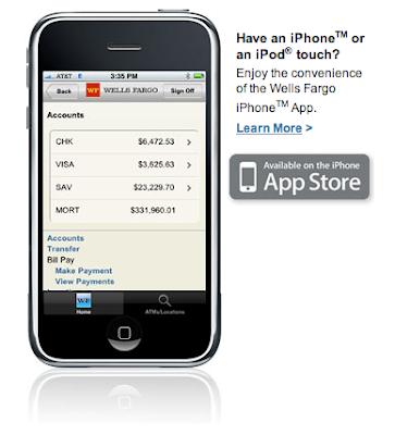 Wells Fargo CEO Mobile Deposit Service