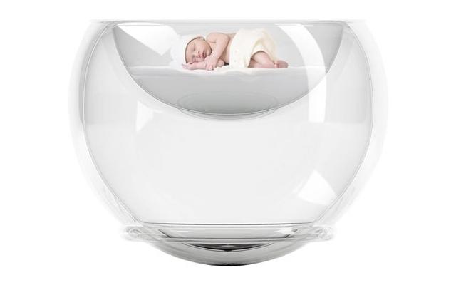 *Bubble Baby Bed:泡泡不倒翁嬰兒床 3