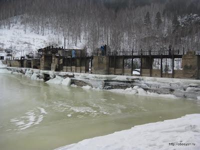 Порожская ГЭС