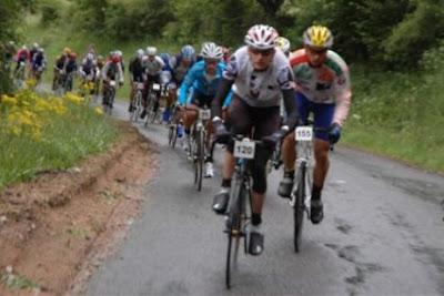 Les 3 Cols cyclo 2007