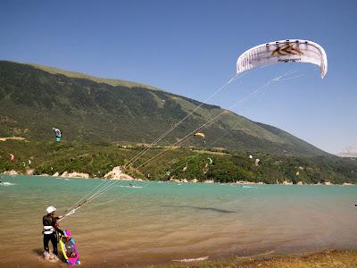Week-end test Flysurfer-Deluxe Party 2/3 juillet Lac de Monteynard Deluxe_flysurfer_0069