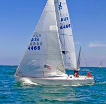 J/24 Australia sailing boat