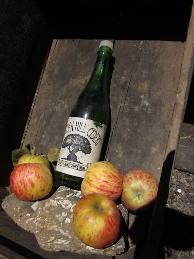 English Hill Cidery, vintage 1981