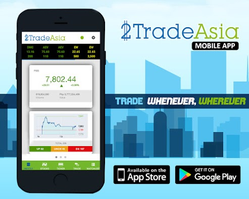 Download your 2TradeAsia mobile app today! :)