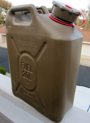 Scepter 20 Liter Military Fuel Can