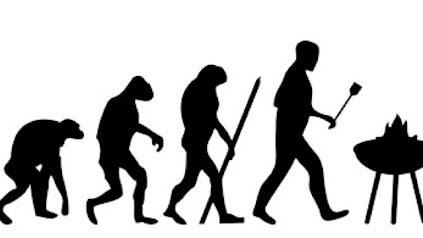 tiến hóa của con người