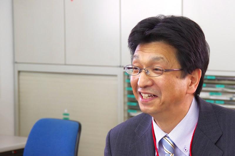 石川克之 局長(碧水郵便局)