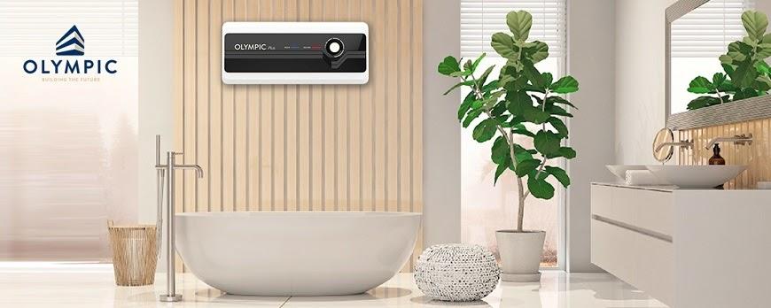 Bình nóng lạnh là thiết bị quan trọng dành cho phòng tắm nhà bạn