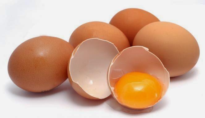 Semuanya mengenai telur....