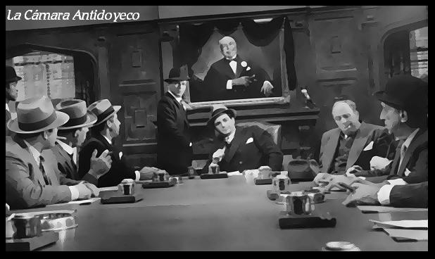La Cámara Antidoyeco, una reunión definitiva Lca