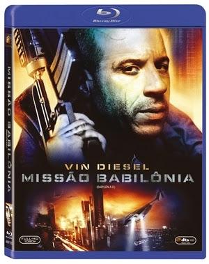 Missão Babilônia 1080p Bluray Dublado – Torrent BDRip (2014) + Legenda 5.1