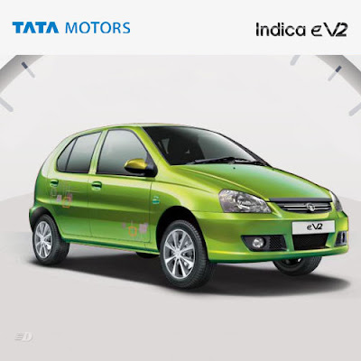 New Tata Indica eV2 wallpapers