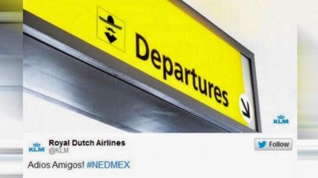 Adios Amigos! #NEDMEX