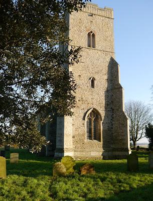 St Cecilia Church - West Bilney