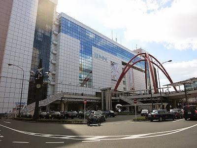 立川駅全体