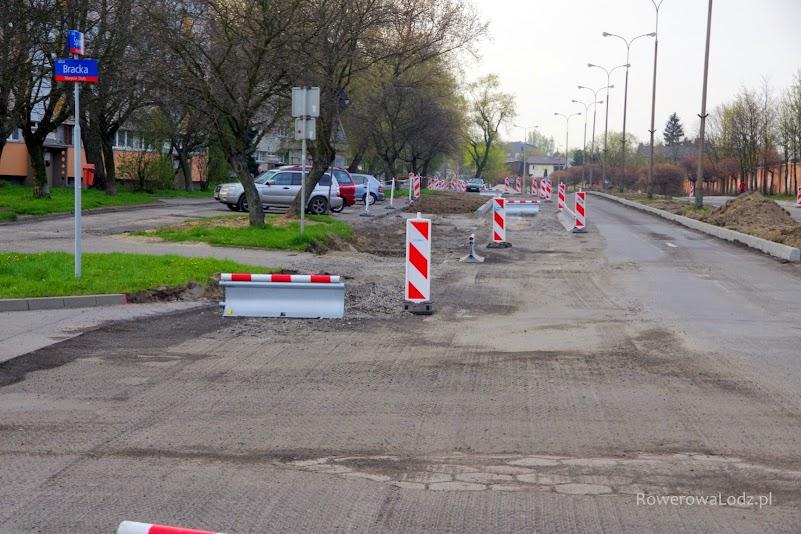 Ulica Zagajnikowa zostanie odchudzona o jeden pas ruchu