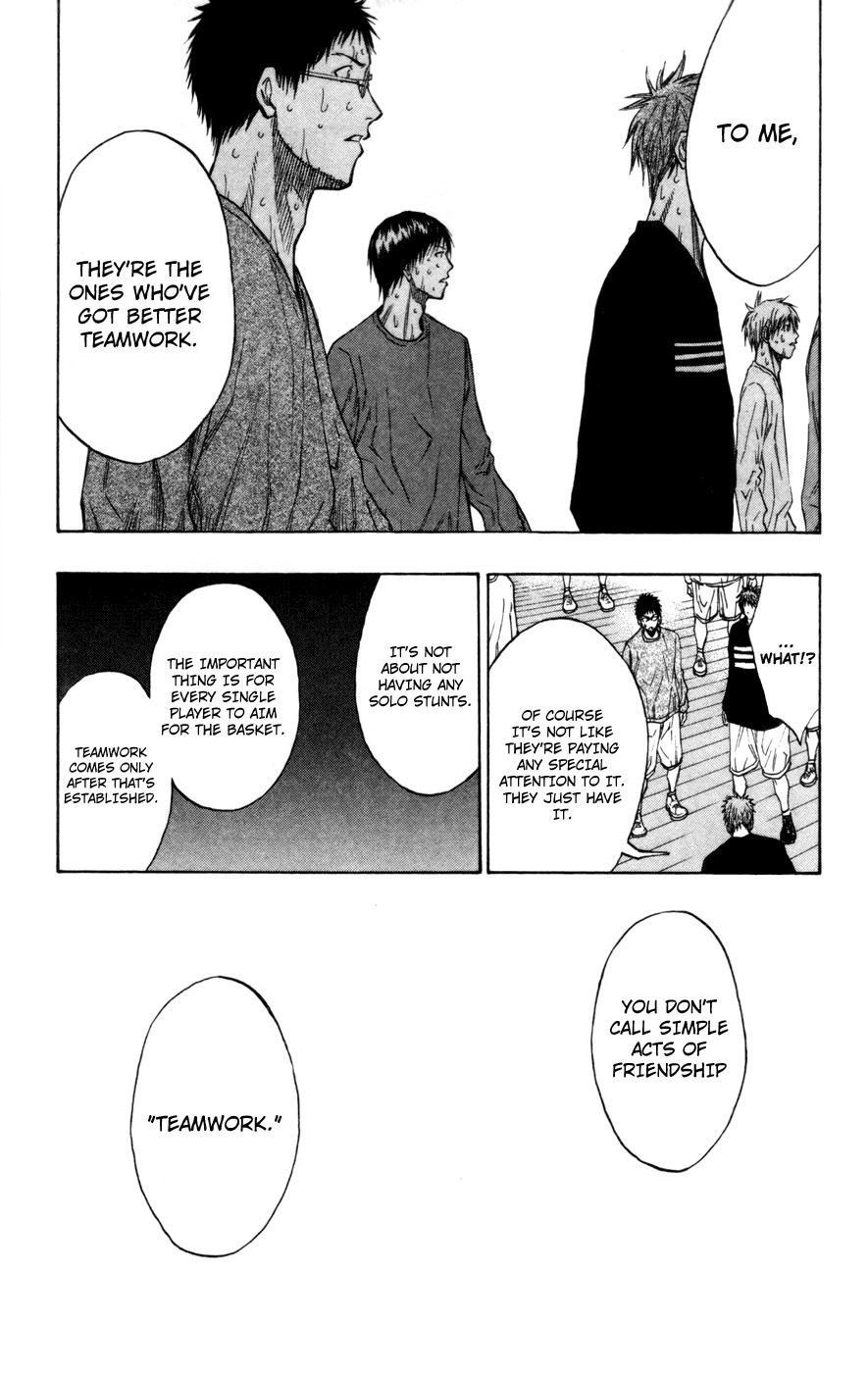 Kuroko no Basket Manga Chapter 111 - Image 13