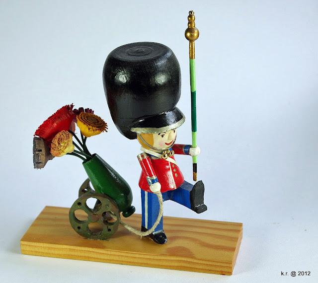 Figurine: Dänischer Soldat