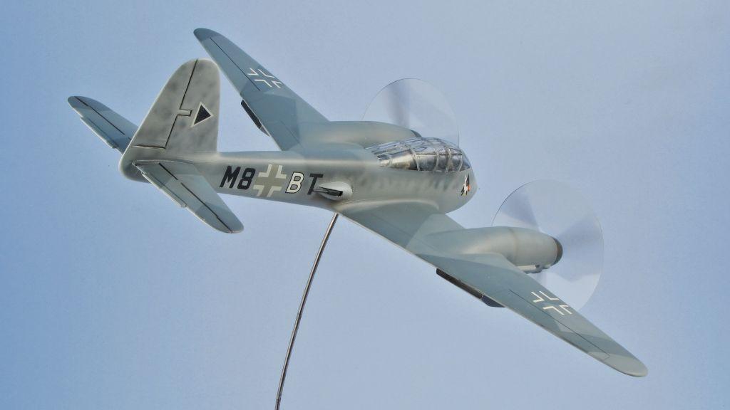 Lindberg 1/72 Messerschmitt Me-410