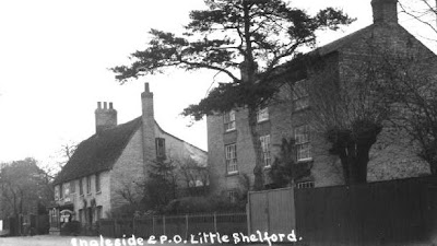 The former Post Office, Church Street, Little Shelford