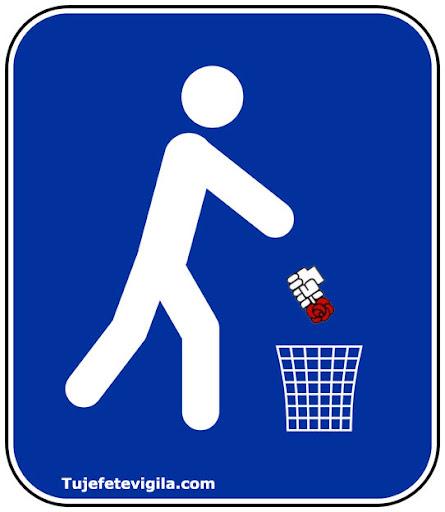 Rincón del humor. - Página 5 Logo_psoe_basura_03