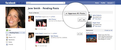 Profile Tag Review Empowers You To Approve And Reject Facebook Tags