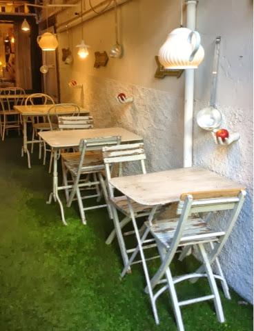 Image of Italian teapot lamps.