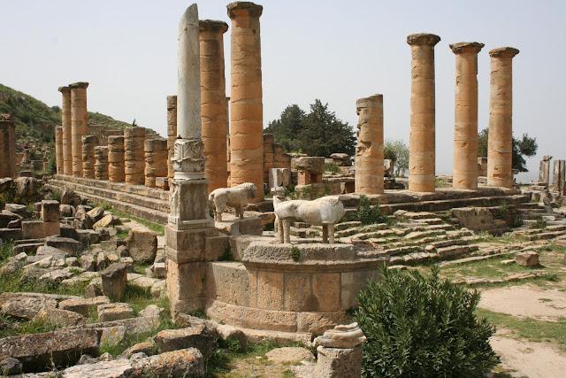 Η Λιβύη του Διός, του Απόλλωνος και του Επίσκοπου Συνέσιου