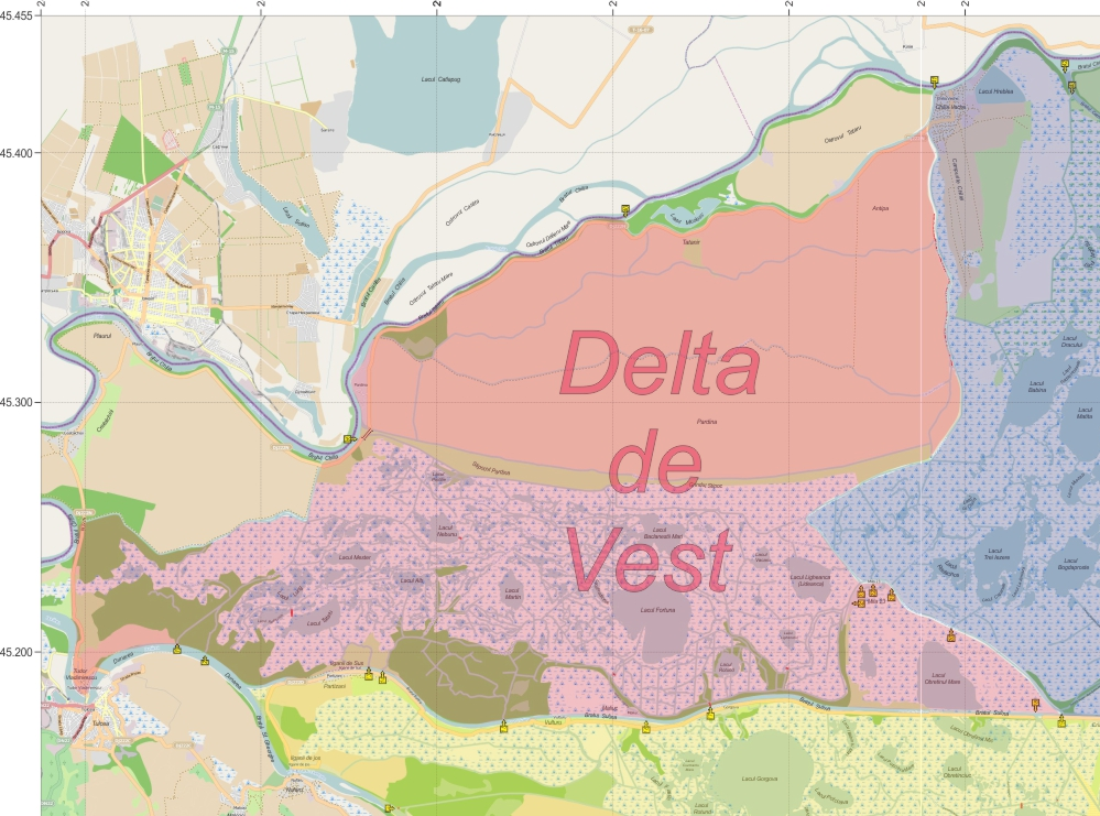 Delta de Vest