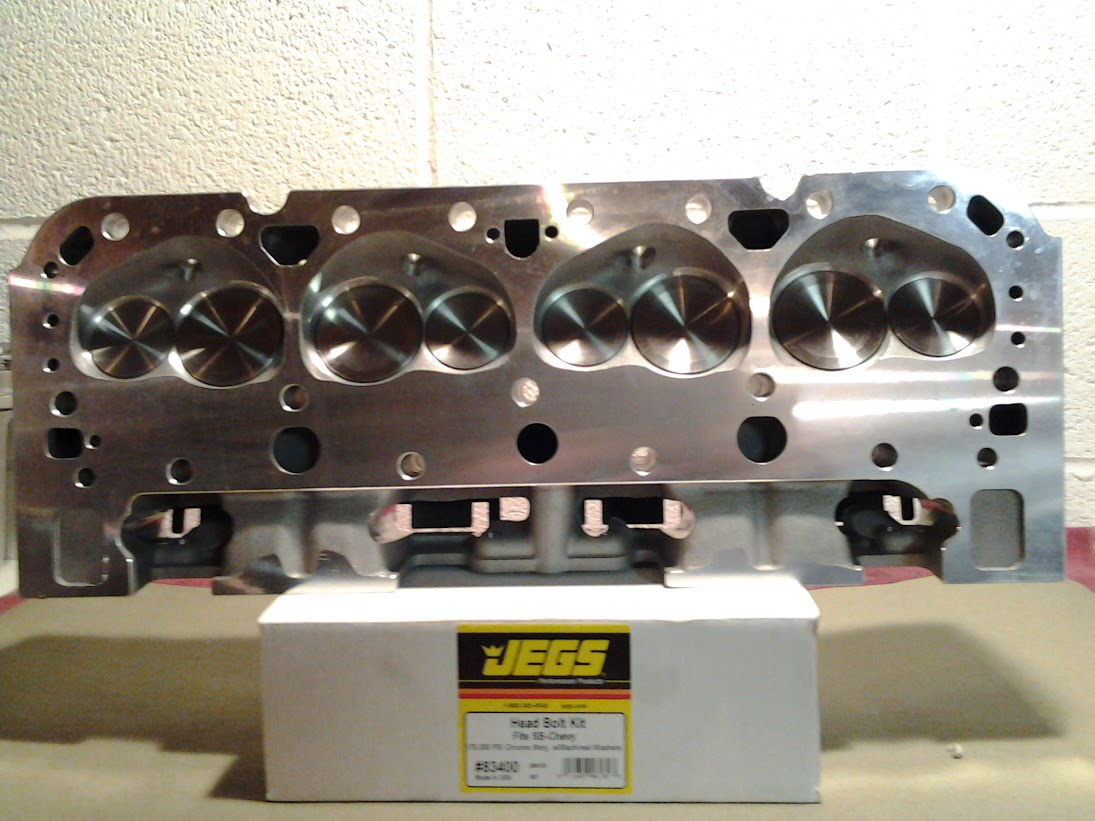 Jegs cylinder heads?? [Archive] - Chevy Nova Forum