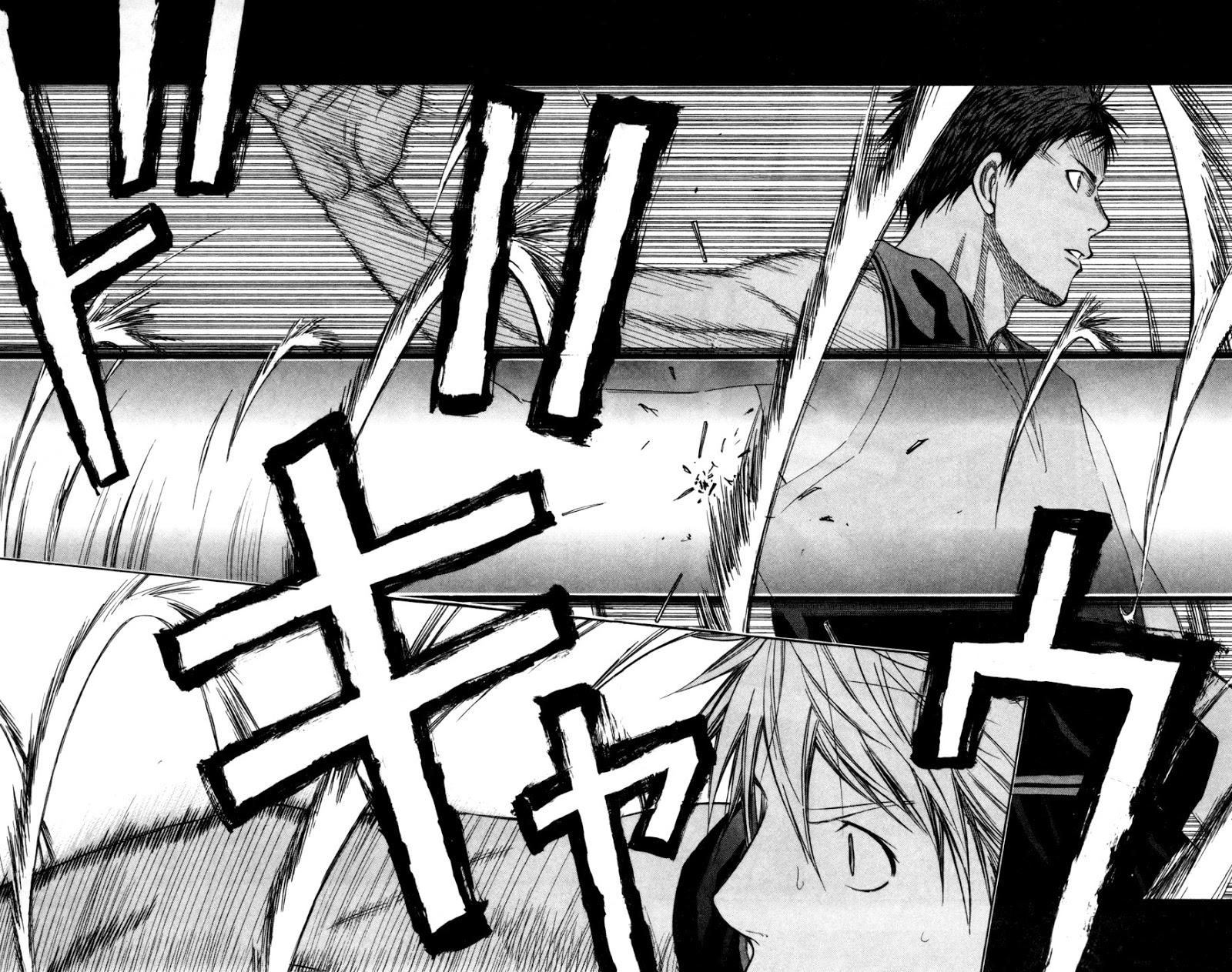 Kuroko no Basket Manga Chapter 116 - Image 4