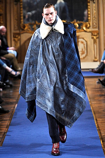 Alexander McQueen vyriškas paltas