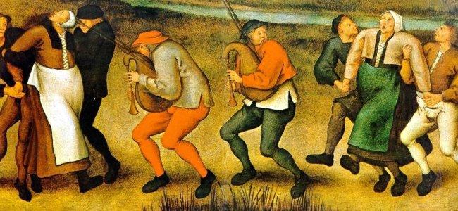 Baile de San Vito, Pieter Breughel the Younger