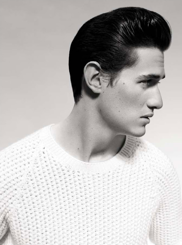 Charlie Siem by Andreas Larsson for Acne Paper No. 12, 2011